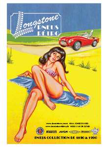Classic Tyres Poster FREE @ Longstone Tyres
