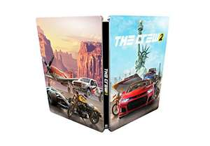 The Crew 2 Steelbook only £2.78 Prime (£2.99 delivery for non-Prime) @ Amazon