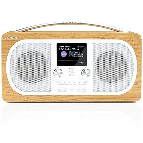 Pure Evoke H6 DAB radio £105 @ Amazon