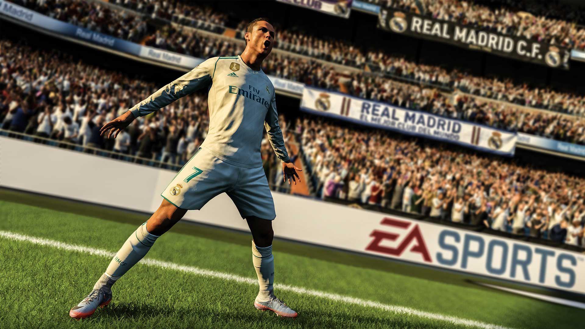Fifa 18 PC download - £17.49 at www.Origin.com