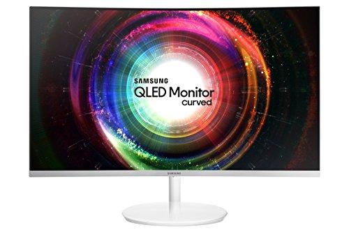 """Samsung C32H711 32"""" QLED WQHD Freesync Curved Monitor - £309.99 @ Amazon"""