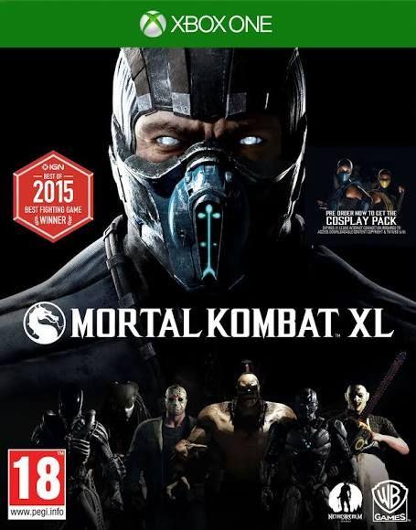 Mortal Kombat XL Xbox One/PS4. FREE DELIVERY £13.85 @ Base