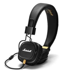 MARSHALL MAJOR II WIRED HEADPHONES - £45 @ Marshall Headphones