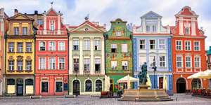 Four Nights in Central Poznan, Poland for Two with Return Flights from Birmingham via Hotels.com and Wizzair £67.16pp