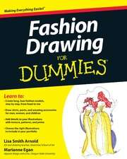 Fashion Drawing For Dummies - Free public domain book