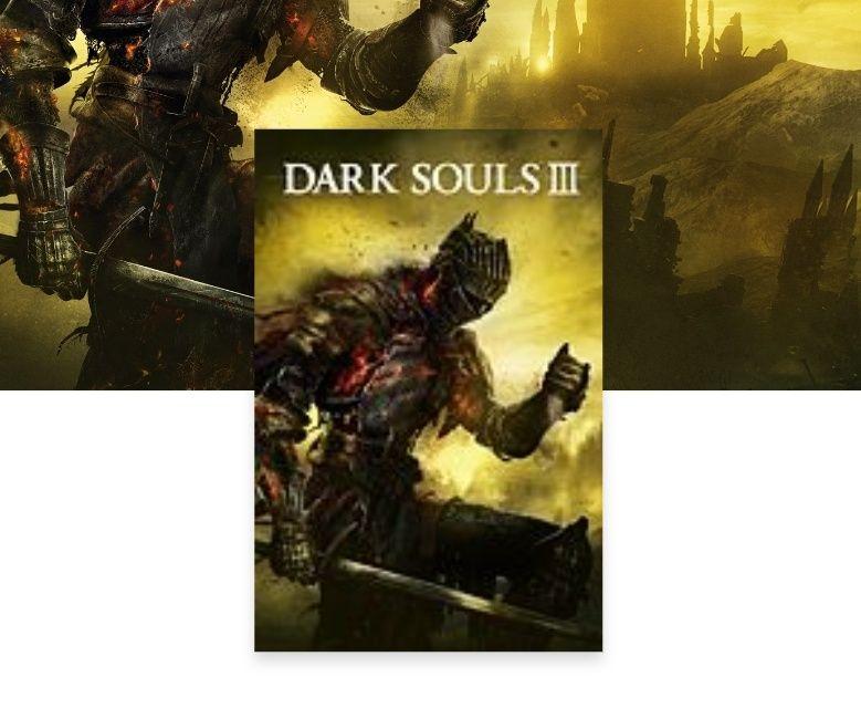 Dark Souls 3 Xbox One £12.50 on Microsoft Store