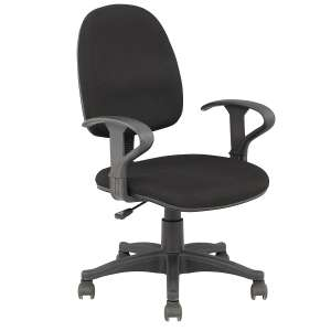 Freshman Operator Chair - Black £22.49 delivered w/code @ Office Outlet