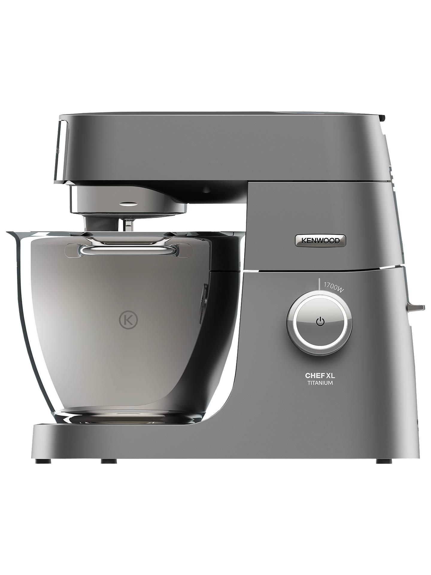 Kenwood Chef XL Titanium KVL8300S Food mixer £325 @ John lewis & Partners