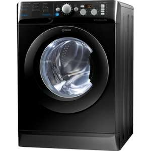 Indesit BWD71453KUK 7kg 1400rpm Freestanding Washing Machine-Black + Free Aerial Tablets For 6 Months + £19.95 delivery, free collection £224.98 (£210.98 with which trial) @ Appliances direct