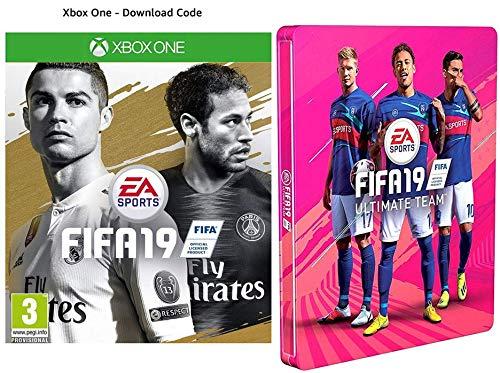 Fifa 19 Ultimate Edition Xbox One Steelbook £89.99 [Xbox One FIFA 19 download code] @ Amazon