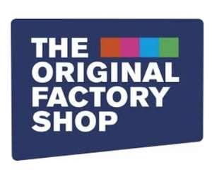 The original factory shop 10% off everything with student ID