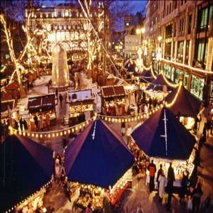 Budapest, Hungary -  2-3 Night Christmas Market Break With 4* Hotel Stay & Flights from £59pp @ GoGroopie