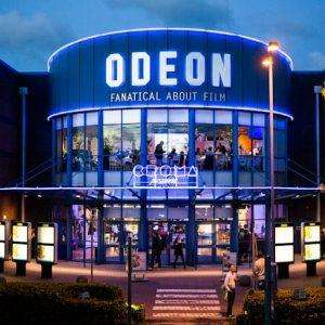 £24.75 for five And £16.28 For Three 2D Odeon cinema tickets Across The UK @ Groupon