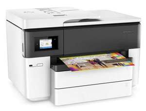 A3 printer, A3 scanner and A3 copier HP Officejet Pro 7740 - £125.77 delivered then claim £80 cashback and 3 years warranty @ HP