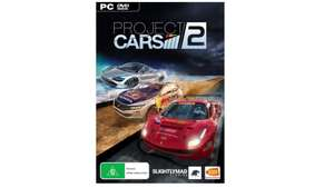 Project Cars 2 PC £12.85 @ ShopTo
