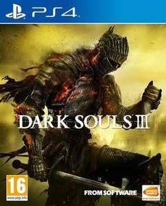 Dark Souls 3 PS4 (Used) £11.99 @ Music Magpie