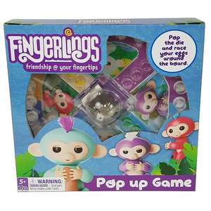 Fingerlings Pop Up Game (was £10) Now £5.00 plus more Games with upto 75% Off @ The Entertainer