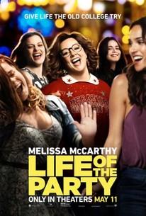 £6.99 Life of the Party (new Melissa McCarthy film) - HD & UHD @ Rakuten TV