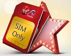 Virgin 60gb data sim unlimited mins unlimited texts -  instore & online  - £20 x 12 month at  carphonewarehouse - sim only