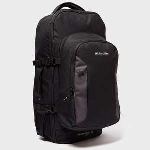 Eurohike luggage / rucksacks 50% off at ultimate outdoors - Colossus II 65+15 Litre Travel Rucksack  £45.00