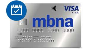 MBNA Platinum 36 months 0% balance transfers credit card