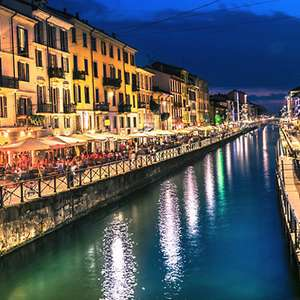 2 night Milan, Italy break with 4 Star Hotel Stay and Flights included for £89pp / £178 for two  (From London) @ Gogroopie