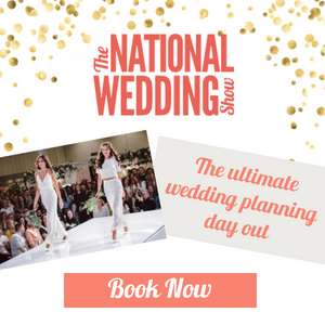 Free THE NATIONAL WEDDING SHOW TICKETS