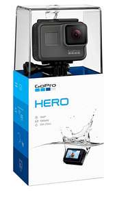 Gopro hero HD Action Camera 2018 £122.54 eGlobal Central