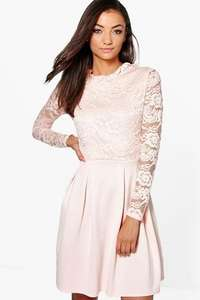 Flash Sale with Upto 60% Off  Men's / Women's Fashion - Dresses from £3 plus £1.99 next day delivery @ Boohoo