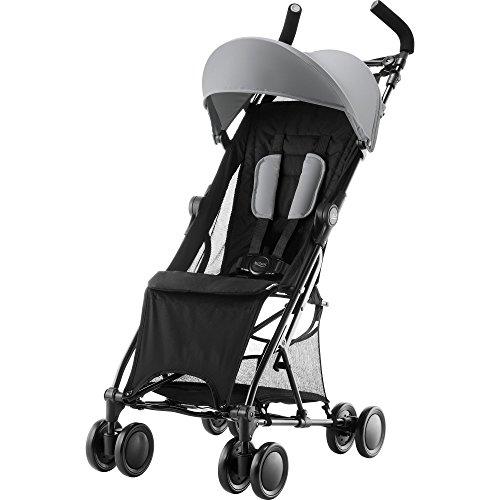 Britax Römer Holiday Pushchair (6 Months - 15 kg|3 Years) - Steel Grey - £79.99 @ Amazon