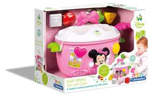 Disney Minnie Mouse Baby Sort and Cook £13.50 w/code @ The Works