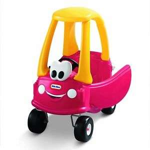 Little Tikes red and yellow Cozy Coupe now £35 delivered @ eBay sold by Tesco outlet