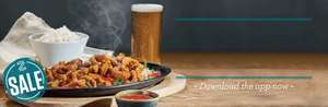 30% Off food @ Sizzling Pubs