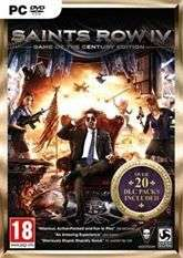 Saints Row IV - Game of the Century Edition Inc All DLC. PC STEAM key £2.70 with code @ Voidu