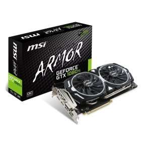 MSI GTX 1080 Ti ARMOR 11GB OC Graphics Card with Destiny 2 Base game and Expansion pass bundle £599.99 Ebuyer