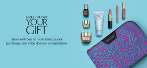 0b8666c76f3 Estee lauder free gift with 2 or more purchases at Debenhams - minimum  spend £11