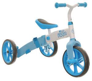 Y Velo Flippa Kids Childrens 2-in-1 Balance Bike Trike £5 / Minions Kids Children Unisex New Bike £10 (more in post) @ Halfords eBay