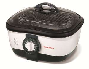 Morphy Richards Intelchef  £41.59 with code @ Morphy richards