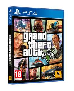 Grand Theft Auto V (GTA V) + $1.25m in game dollars @ shopto Xbox1 & PS4