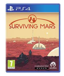 Surviving Mars (PS4/Xbox One) £13.85 Delivered @ Shopto (Base @ £13.29)