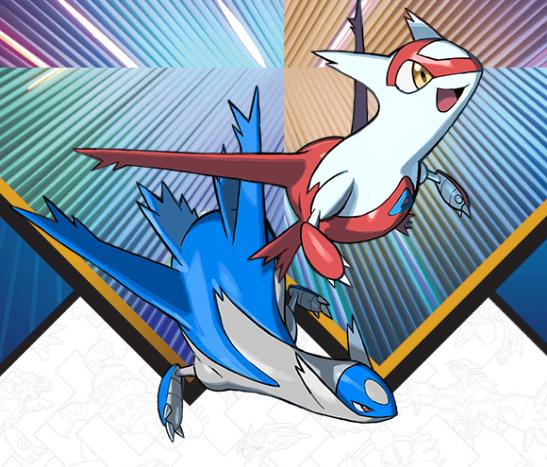 Two Free Legendary Pokémon (Latias & Latios) for Pokemon Sun / Moon / Ultra Games @ Pokemon