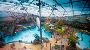 Stay at Cbeebies Land or Resort hotel with breakfast, 9 holes of Extraordinary golf, 1 day waterpark, entertainment & free parking from £68 / £34pp @ Alton Towers
