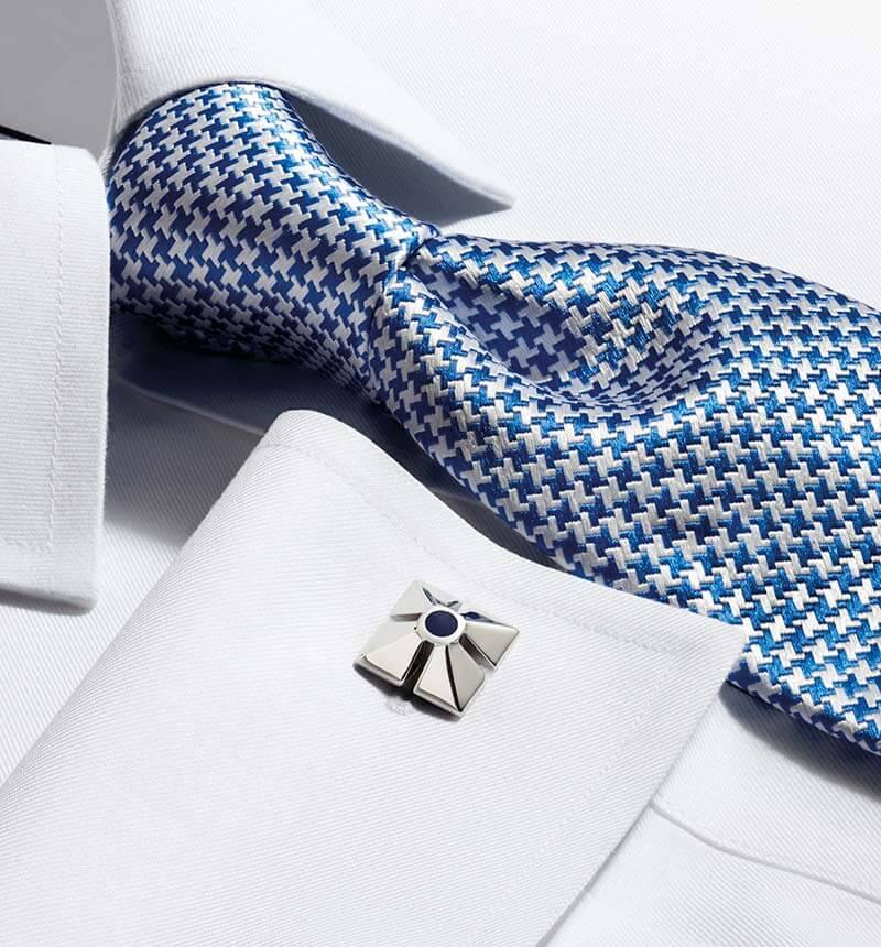 A formal shirt + handmade silk tie £19.95 @ Charles Tyrwhitt