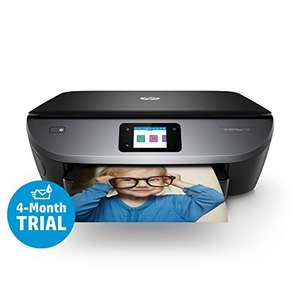 HP Envy Photo 7130 All-in-One Printer + £30 Cashback + 4 Months Instant Ink £98.99 / £68.99 (after cashback) @ Amazon