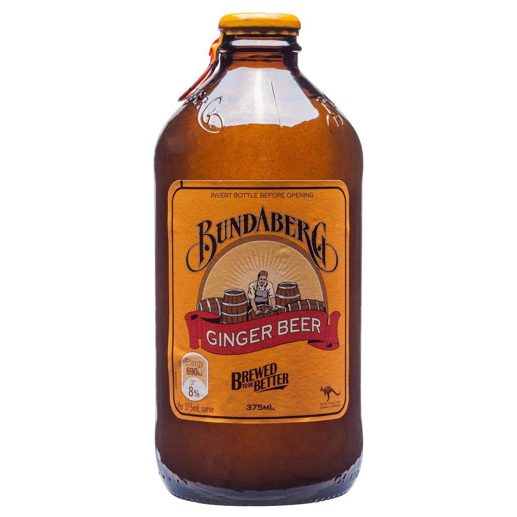 Bundaberg Ginger Beer 375ml Bottle 49p In Home Bargains Home