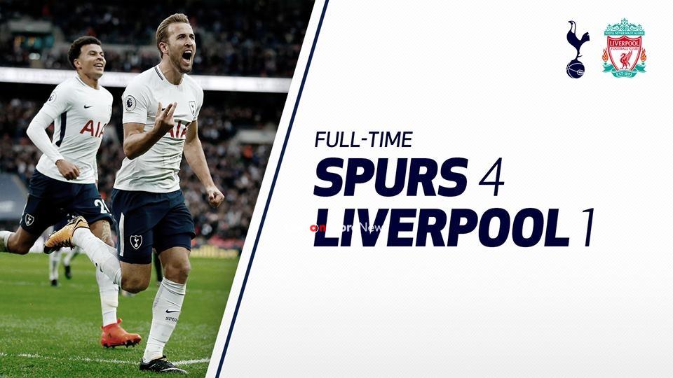 Tottenham Hotspur v Liverpool Tickets from £45 @ eticketing