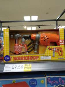 Multi Tool Set Half Price and Other Games Reduced (Details in OP) @ Tesco Instore