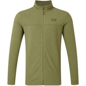 Jack Wolfskin Tokee Full Zip Fleece - £15.30 at Cotswold Outdoors - Free c&c (Discount applied at basket)