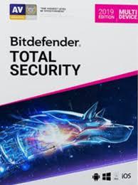 Bitdefender Total Security 2019 Multi Device ( 5 Devices ) £19.44 @ BitDefender