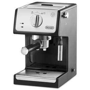 Delonghi ECP33.21 Espresso Coffee Machine with milk steamer £89.99 delivered with code @ Co-Op Electrical